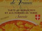 Tarte reblochon pommes terre Reflets France