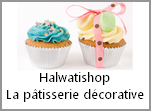 Partenariat Halwatishop, pour amoureux pâtisserie