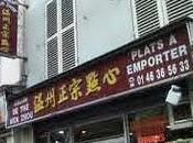 """""""Le"""" restaurant Zhou Belleville"""