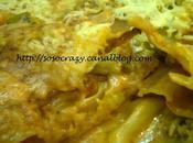 Lasagnes légumes