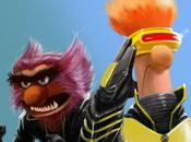 Mash-Up Muppets X-Men