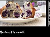 Moelleux myrtille