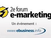 Forum e-marketing 2008 référencement