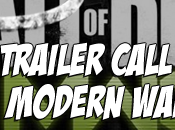 [news] trailer call duty modern warfare