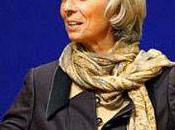 Christine Lagarde annonce candidature