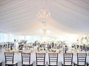 mettre decoration plafonds (pour mariage)