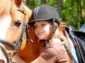 Colonie equitation decouverte