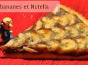 Tarte Banane Nutella