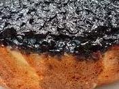 Blueberry cake myrtille