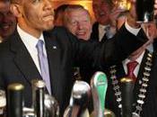 Obama aime aussi Guinness