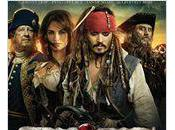 Film «Pirates Caraïbes» («La fontaine jouvence»).