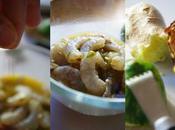 Aloko Crevettes/Cointreau Cuisine