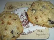 Cookies éclats nougatine