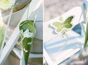 Deco mariage theme papillons