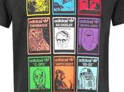 T-Shirt Adidas personnages Star-Wars