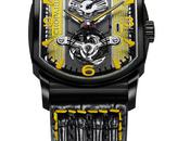 Chopard L.U.C Engine Tourbillon titane Only Watch 2011
