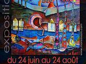 Exposition Château Galoupet Londe-Les-Maures (83), édition
