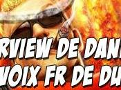 [exclu] interview daniel beretta… voix duke nukem