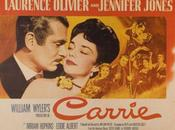 Amour désespéré Carrie, William Wyler (1952)