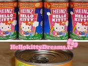Heinz Hello kitty pâtes