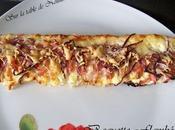 Baguette flambée