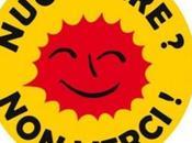 L'autocollant Nucléaire merci Pour afficher convictions