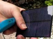 Pixel panneaux solaires