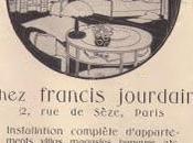 Chez Francis Jourdain.