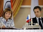 Anne Lauvergeon contrat groupe Areva, Nicolas Sarkozy remercie