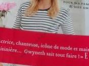 Gwyneth Paltrow carnet recettes
