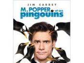 """""""Mr. Popper's Penguins"""" (""""M. Popper pingouins"""") boule neige"""