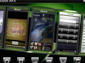Processeur Nvidia pour mobiles