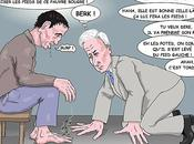 Georges Tron culte pied