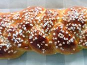 Brioche vendéenne sucre perlé avec (machine pain)