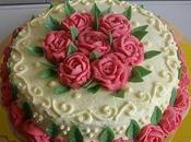 "Gâteau Roses"""