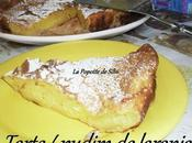 Tarte /Pudim laranja tarte flan d'orange