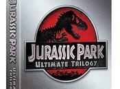 """""""Jurrssic Park"""" blu-ray."""