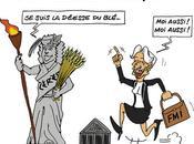 Lagarde Grèce