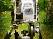 polaroid fait maison partir d'une imprimante ticket