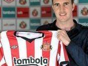 Transferts O'Shea suit Brown Sunderland
