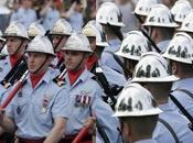 Projets réalisés Ecussons brodés pour Pompiers
