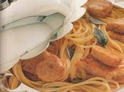 Spaguetti moelle sauge