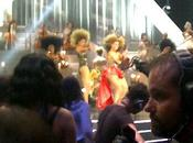 Beyoncé enregistre show Londres