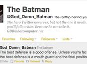 Batman Petit Prince sont passés héros Twitter