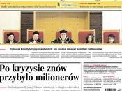 millionnaires polonais plus nombreux