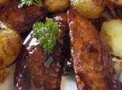 Aiguillettes Canard Sauce Chicorée