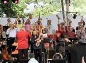 Eddy LOUISS Multicolor Feeling Fanfare Paris Jazz Festival 03/07/2011