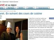 MIMOLETTE dans Dépêche Midi d'hier 26/07/2011