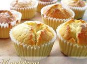 Magdalenas (madeleines espagnoles)