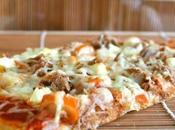 Pizza express surimi, thon vache